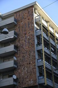 意大利锡拉库萨公寓楼