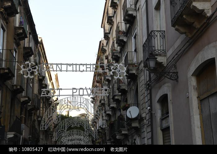 意大利锡拉库萨街景