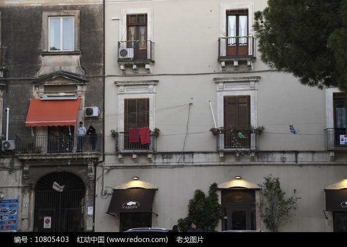 意大利锡拉库萨民居住宅