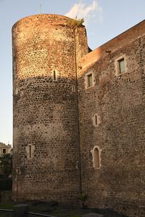 锡拉库萨城堡一隅