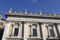 罗马市政厅一隅