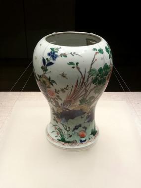 康雍乾民窑花瓶摄影