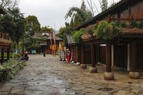 南民族村寨