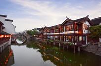 上海七宝古镇风光