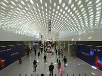 深圳机场T3航站楼出发厅