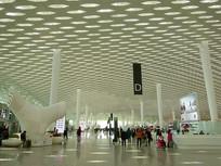 深圳机场T3航站楼内景