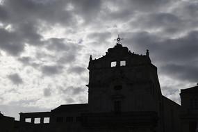 陶尔米纳大教堂外部建筑