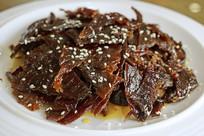 自贡火边子牛肉