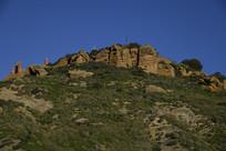 阿格里真托古堡石山