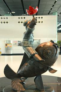 香港新波普艺术雕塑