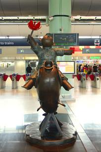 香港新波普艺术塑像