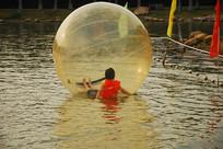 深圳海上田园水球项目