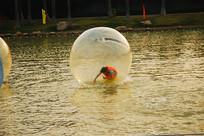 深圳海上田园休闲区水球
