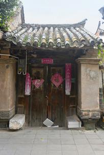 云南建水古城老房子
