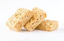 白背景荞麦味无加蔗糖沙琪玛