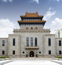 上海杨浦图书馆建筑