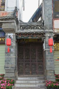 云南建水古城传统居民宅院