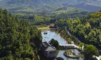杭州莫干山旅游区风景