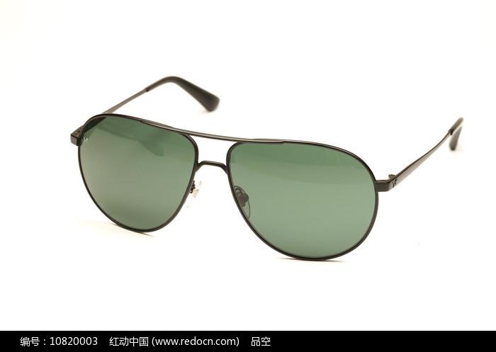 夏季防紫外线户外用绿色太阳镜图片