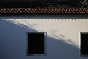 岳麓书院围墙