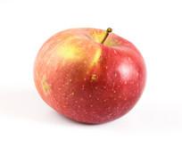 白背景上的大凉山丑苹果