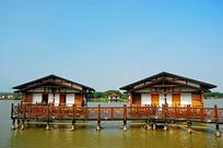 深圳海上田园-水上木屋宾馆