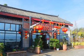 西昌邛海月色打鱼匠餐厅