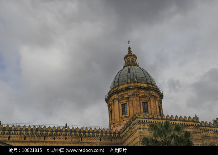 巴勒莫城堡主楼图片