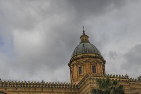 巴勒莫城堡主楼