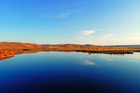 内蒙古牙克石凤凰湖秋色