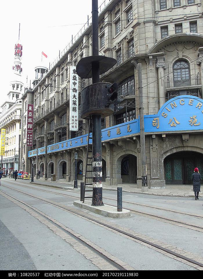 老上海风光图片
