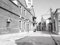 老上海街道