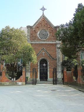 老上海西式教堂