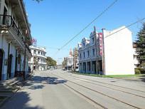 上海影视城古建筑