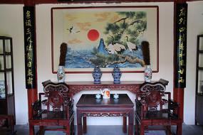 中式正堂家具