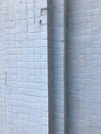 瓷砖墙壁实拍图