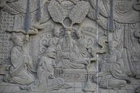 古代皇帝朝堂