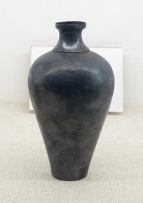 宋代文物银瓶