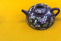 蝶恋花紫砂壶