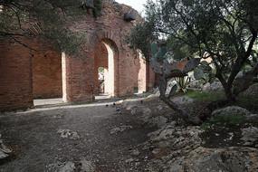 马西莫贝里尼剧院外墙