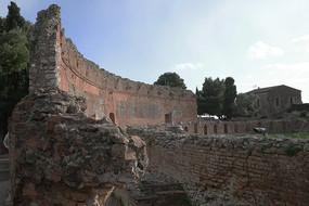 马西莫贝里尼剧院遗址