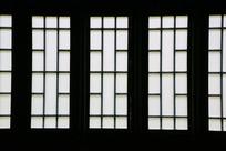 清代窗户边框