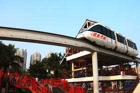 深圳城市观光车