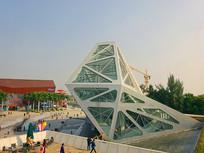 深圳欢乐海岸俯拍