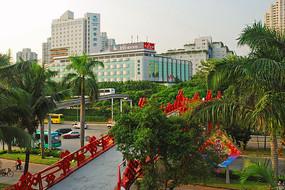 深圳华侨城宾馆酒店建筑
