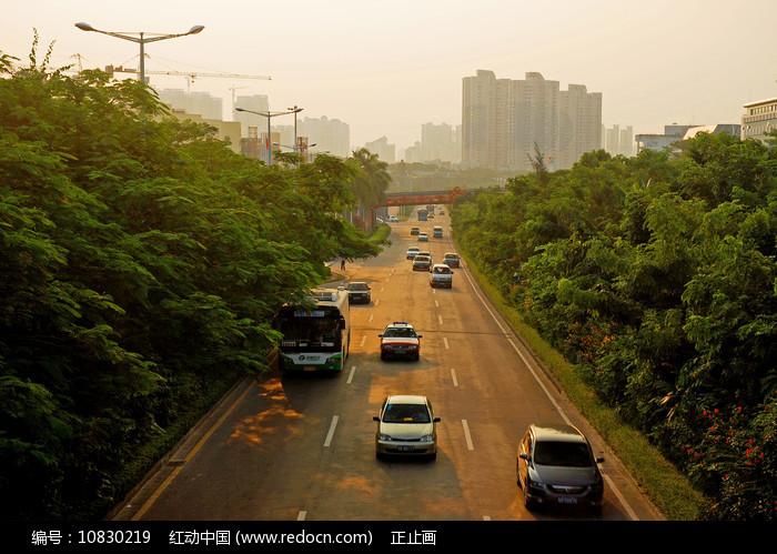 深圳华侨城-深南大道 图片