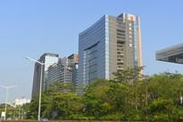 深圳科技园 -企业建筑群