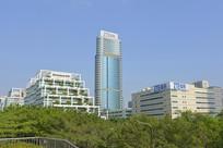 深圳科技园-中兴通讯和联想大楼
