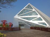 深圳市旅游信息中心外景