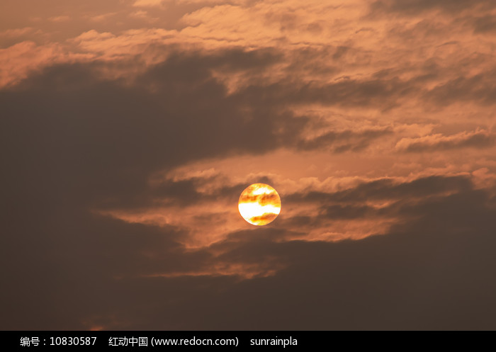 云开日出图片